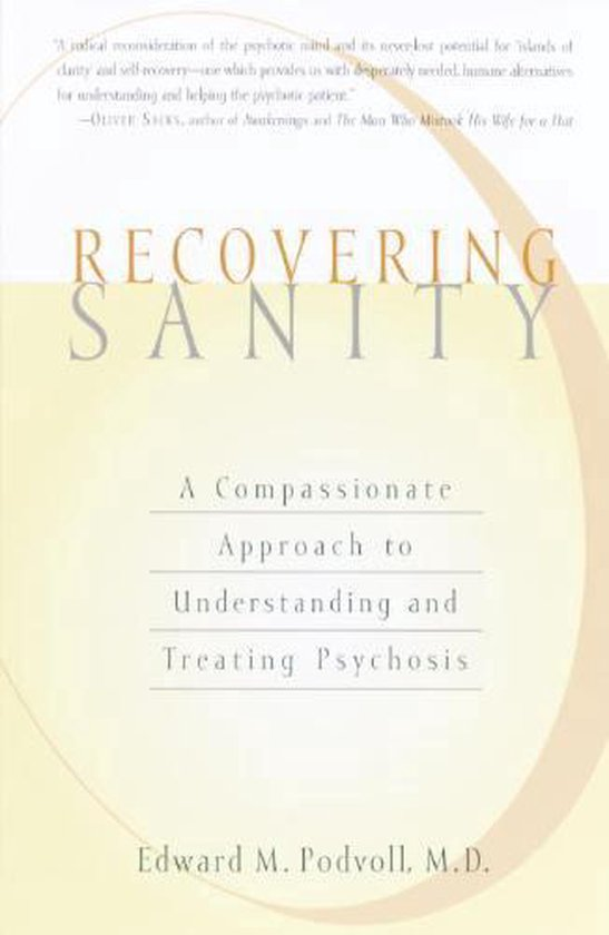 Boek - Recovering Sanity
