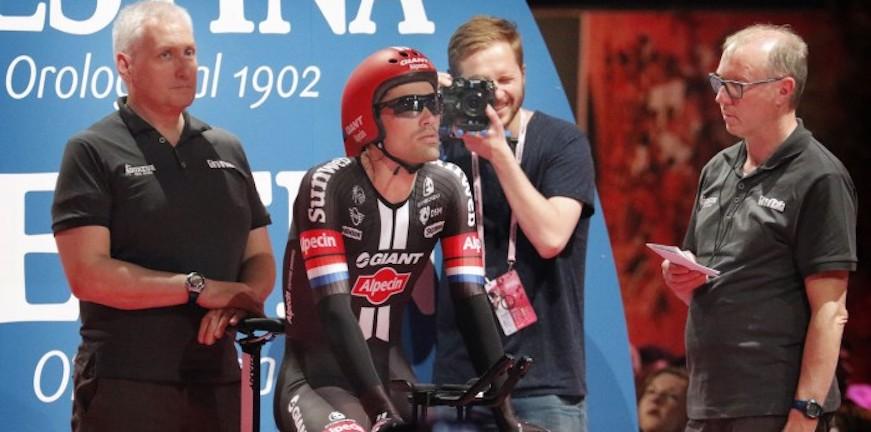 Tom Dumoulin Giro d'Italia