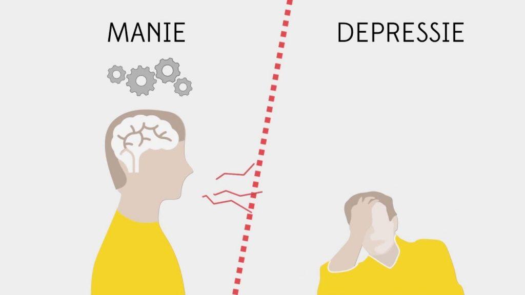 behandeling manisch depressief