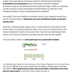 PsyMate handleiding