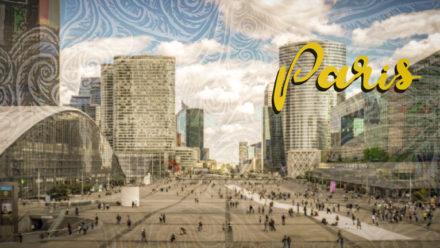 vrijheid in Parijs