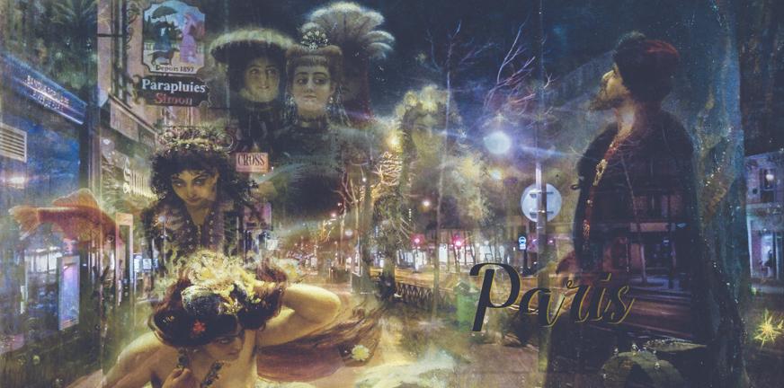 Parijs ontwaakt