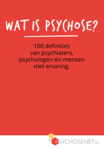 wat is psychose