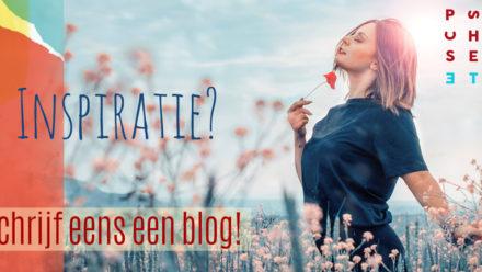 Schrijf eens een blog_inspiratie