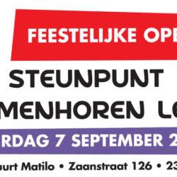 Flyer Stemmenhoren Leiden