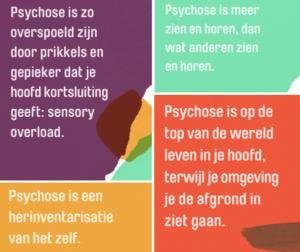 definities psychose