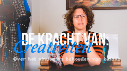 Video de kracht van creativiteit