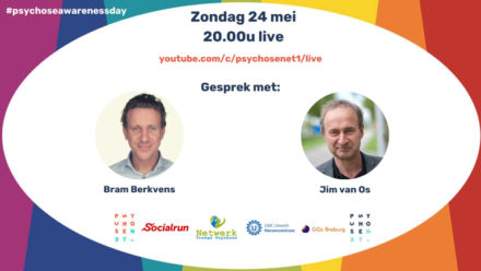 Psychose awareness day zondag 24 mei 2020