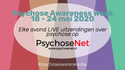 PsychoseNet Live uitzendingen awareness week 2020
