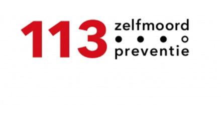 113 zelfmoordpreventie logo
