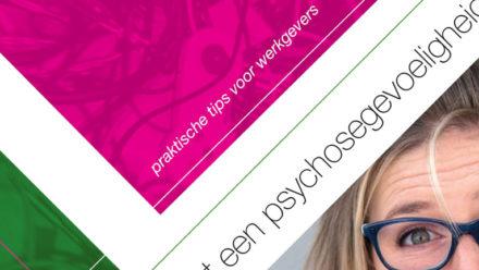Brochure een werknemer met psychosegevoeligheid