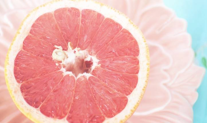 Medicatievrij: De eindbaas getrotseerd - het leven vieren met een grapefruit