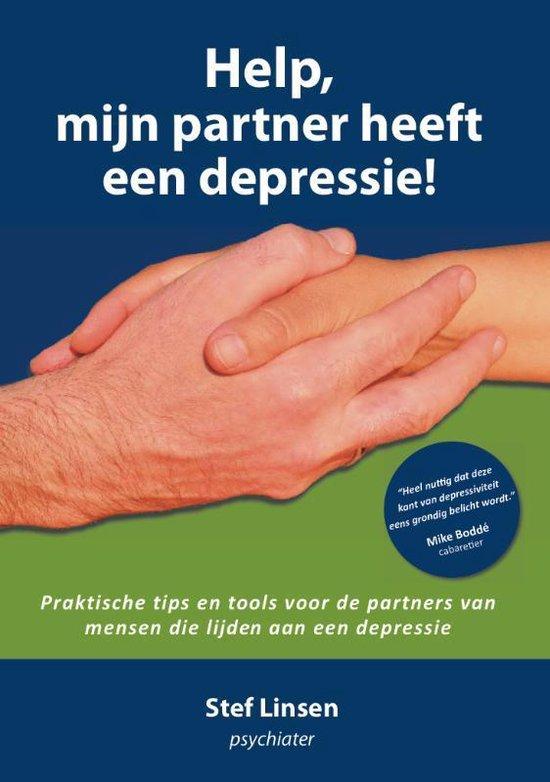 Boek Help mijn partner heeft een depressie