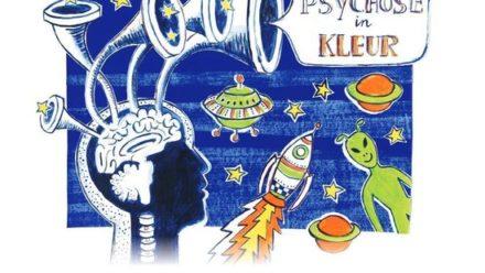 Boek Psychose in kleur