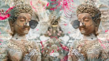 Blog Een verstrooide Boeddha