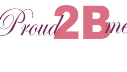 Logo Proud2beme