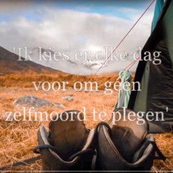 Video Saskia Bos - ik kies er elke dag voor om geen zelfmoord te plegen
