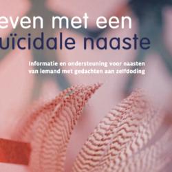 leven met een suicidale naaste - brochure