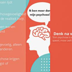 Blog Poster profielwerkstuk over schizofrenie