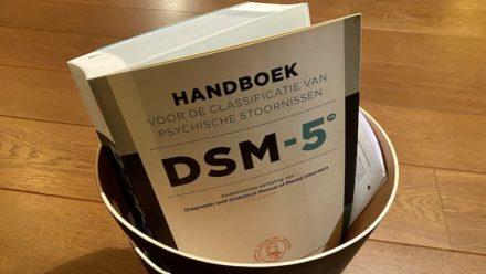 DSM-5 in prullenbak