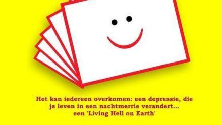 Boek Hoera een depressie