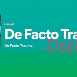 Blog - de facto trauma deel 3