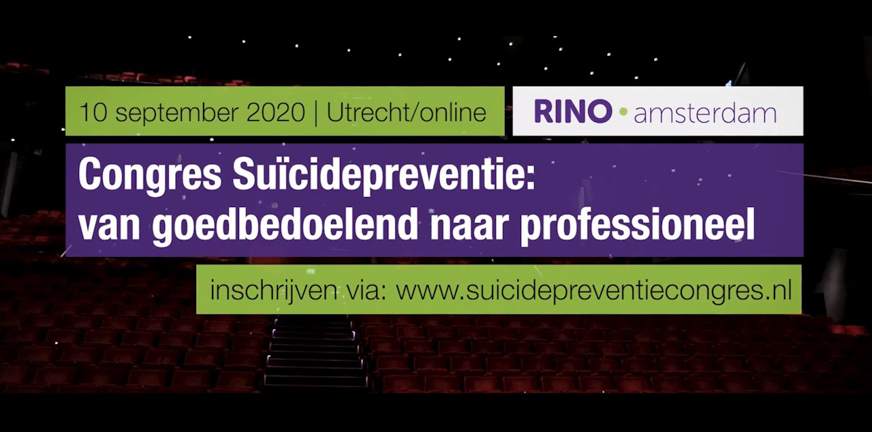 Event - Congres Suicidepreventie