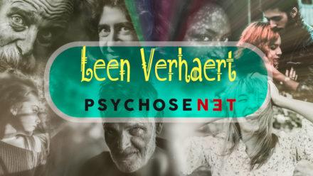 Gastblogger Leen Verhaert - PsychoseNet