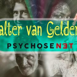 Gastblogger Walter van Gelderen - PsychoseNet