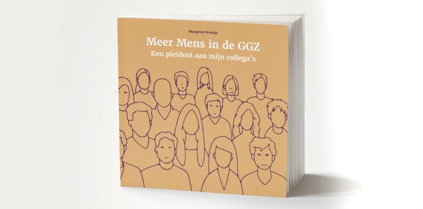 Boek meer mens in de GGZ