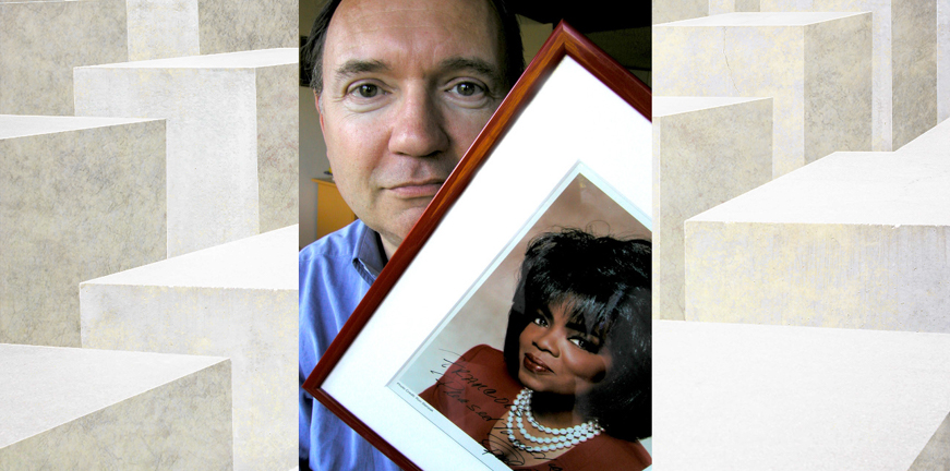 Blog Hoe ik Oprah ontmoette en wat ze aan me vroeg