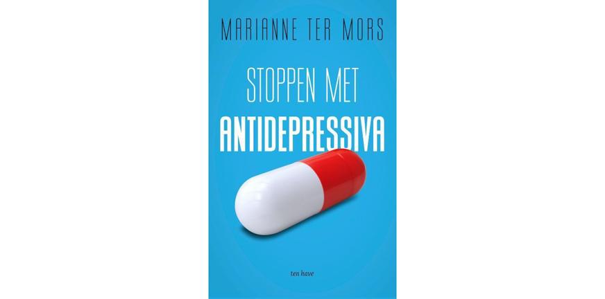 Boek stippen met de antidepressiva
