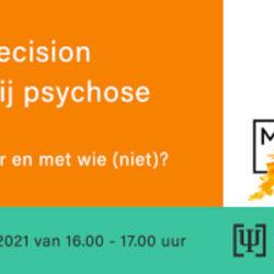Event Shared dicision making bij Psychose NVGzP
