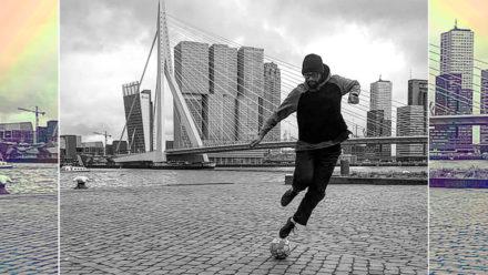 Blog Van onschuldige voetbalfilmpjes tot soort persoonlijke ontwikkelingsportfolio