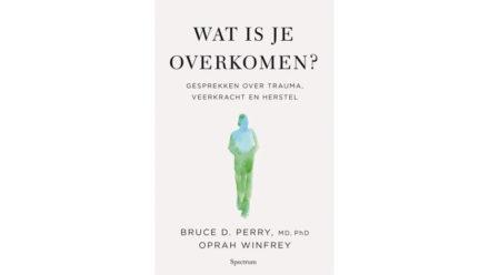 Boek Wat is je overkomen Oprah Winfrey