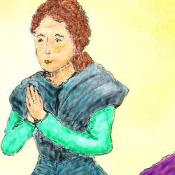 Blog Verhalen van buiten - Jeanne d'Arc