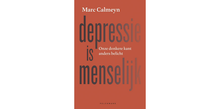 Boek Depressie is menselijk