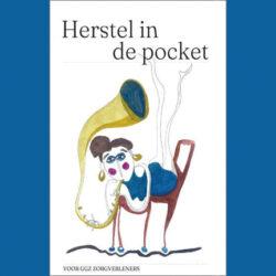 Boek Herstel in de pocket voor GGZ zorgverleners