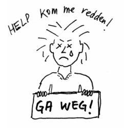Blog De slechte adem van depressie