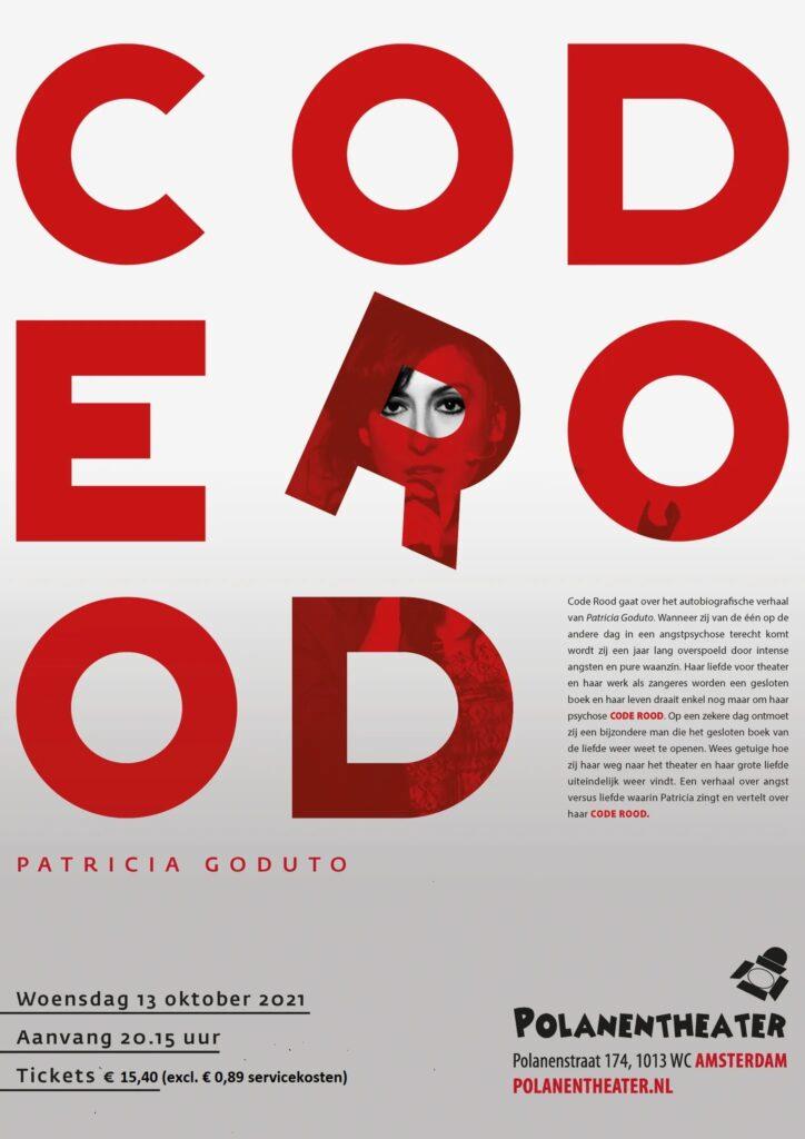 Code Rood Patricia Goduto