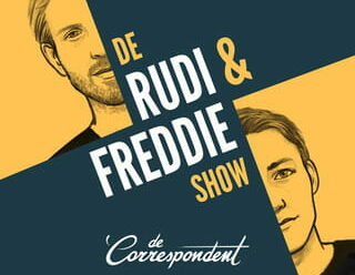 Podcast - De Rudi en Freddie show