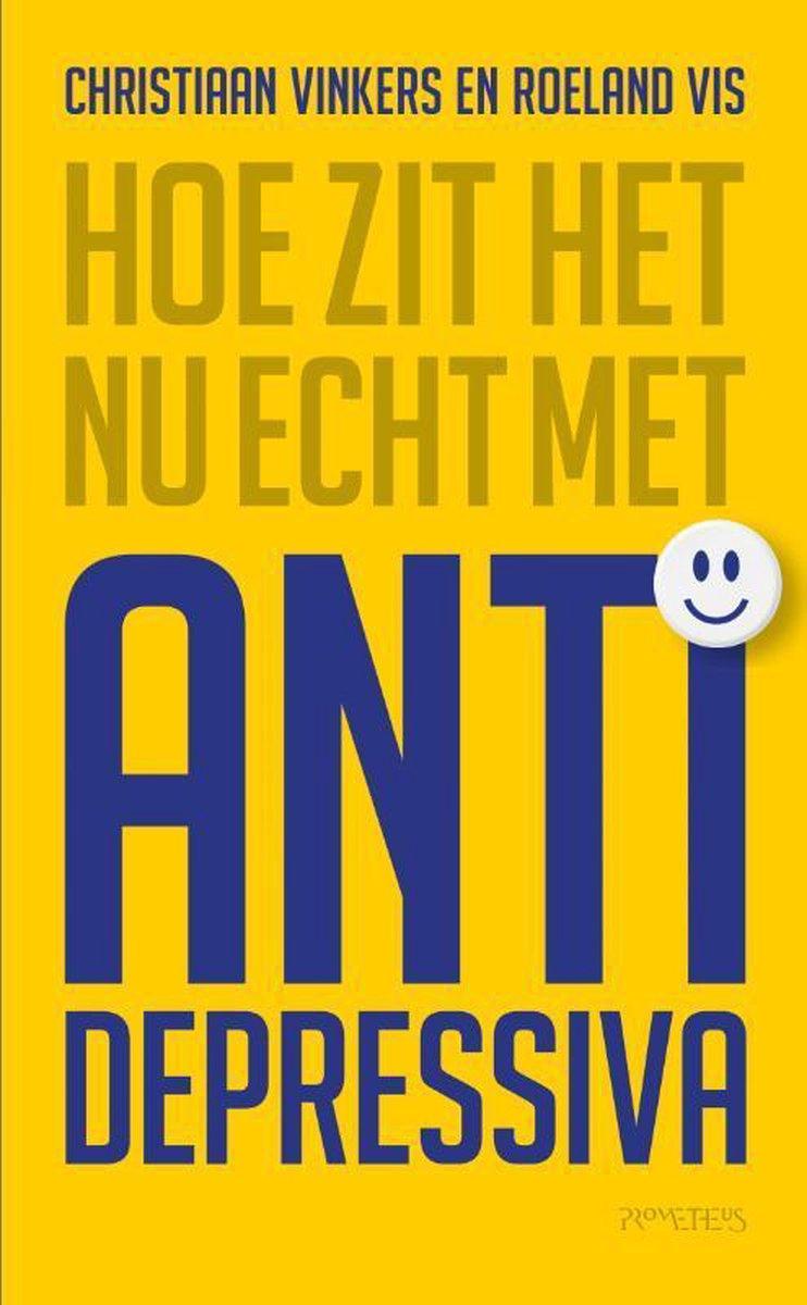 Boek - Hoe zit het nu echt met antidepressiva
