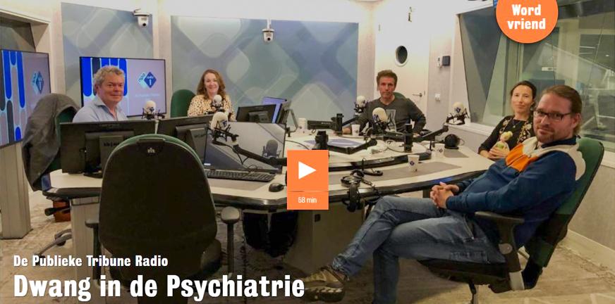 Nieuws HUMAN- Dwang in de psychiatrie