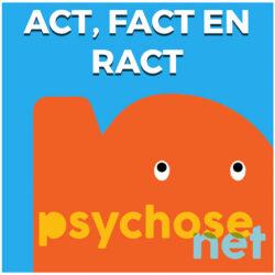 Pagina ACT, FACT en RACT