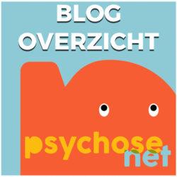 Pagina Blog overzicht