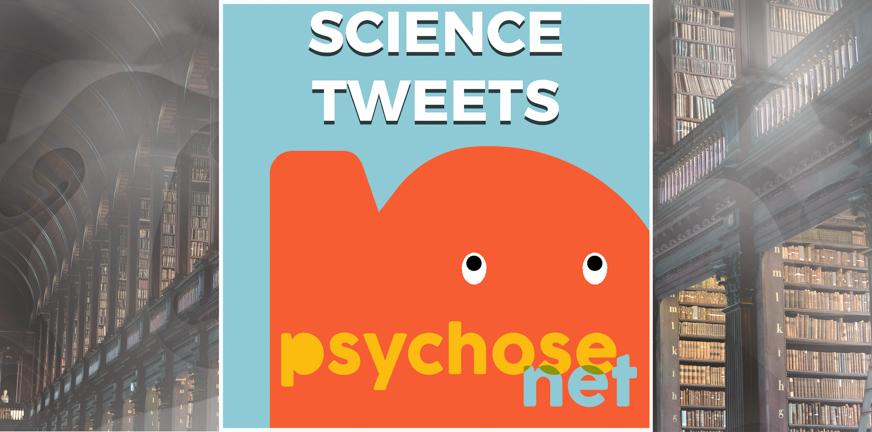 Pagina Science Tweets