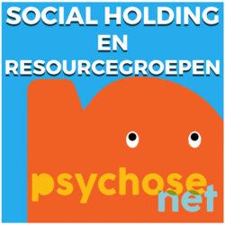 Pagina Social holding en resourcegroepen