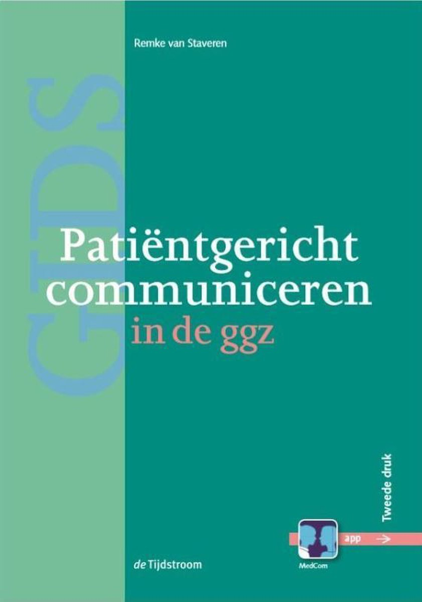 Patiëntgerichtgericht communiceren in de GGZ