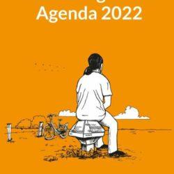 Boek - Eenvoudig leven agenda 2022